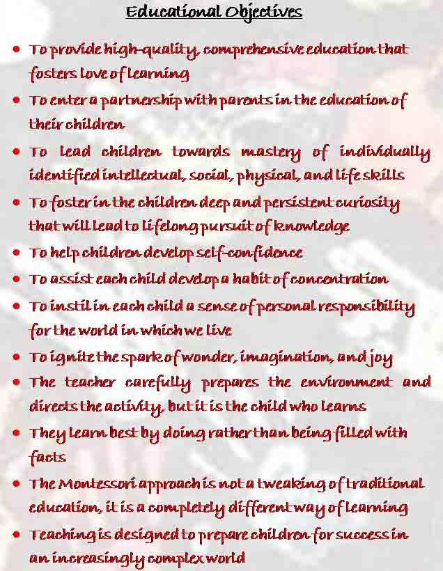 Ontario Montessori schools